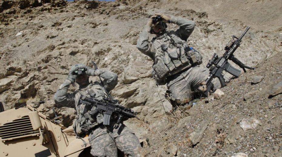 De militarisering van alles