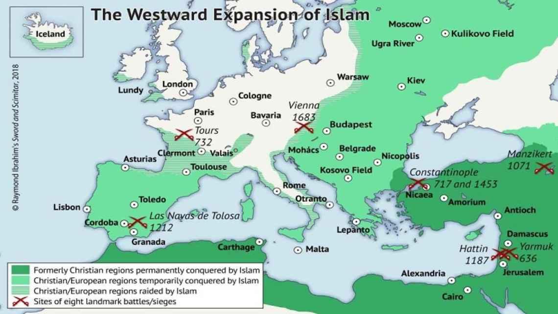 Wanneer gaat de islam Europa domineren?