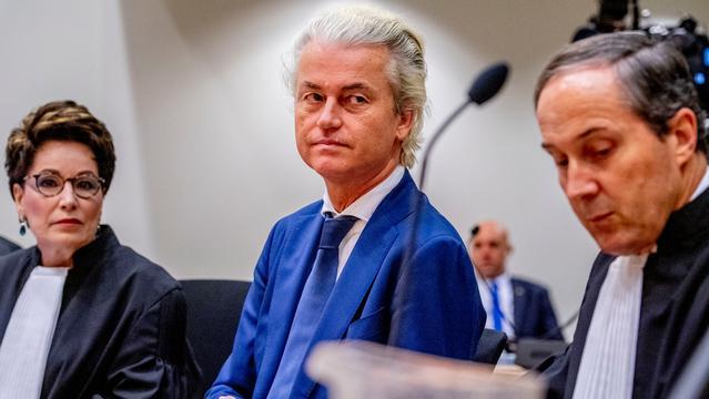 Koningin Maxima de VN en Mark Rutte hebben totaal SCHIJT aan Geert Wilders