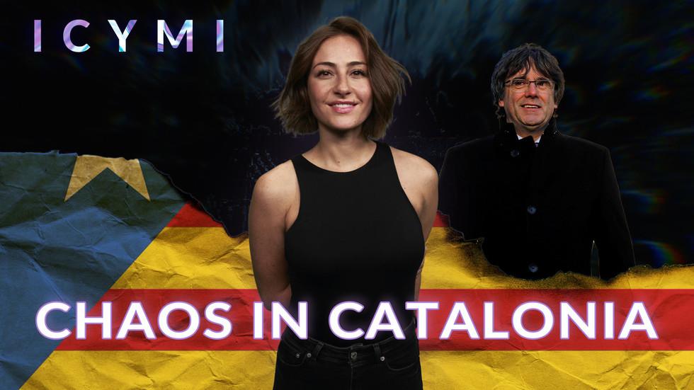 Chaos in Catalonië: onafhankelijkheidsleiders 13 jaar lang opsluiten – wat kan er misgaan?