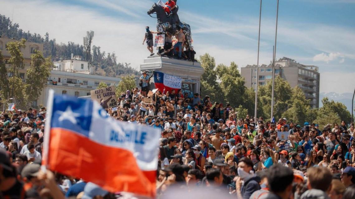 De Chileense lente (deel twee): het is dertig jaar, geen dertig peso