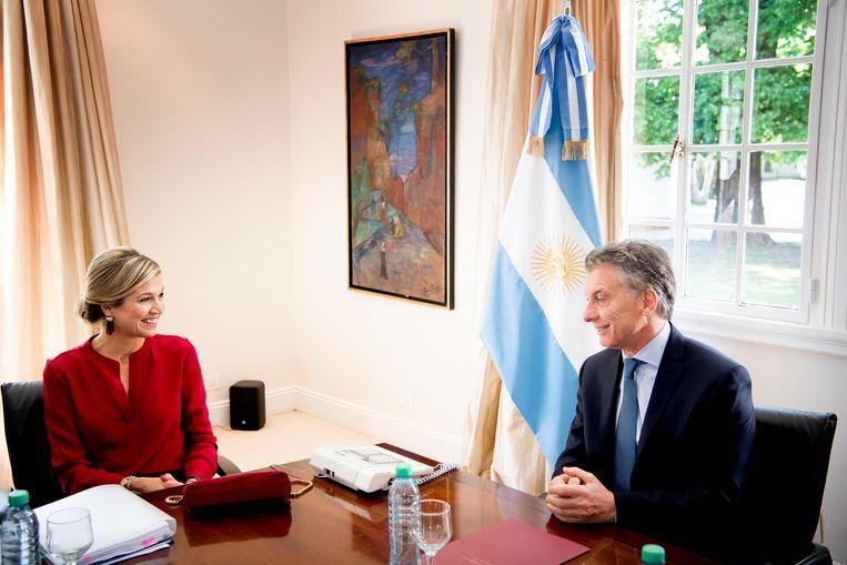 'Máxima, laat uw landgenoten in Argentinië niet barsten