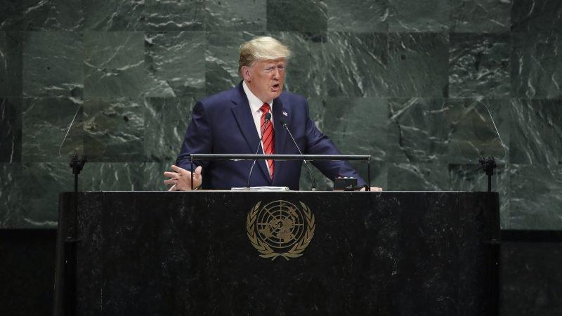 De Amerikaanse Deep State zou eerder de Republiek opofferen dan weer verliezen van Donald Trump