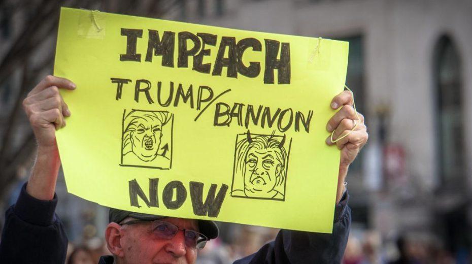 Bij Trump's Impeachment draait alles om Rusland!
