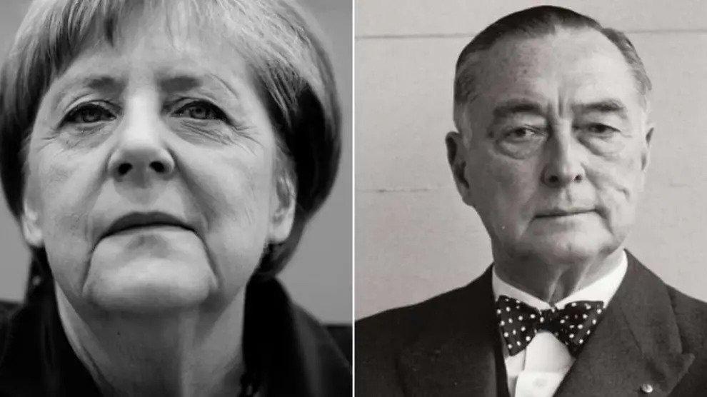 De geplande vernietiging van Europa: Angela Merkel en het Coudenhove-Kalergi-Plan