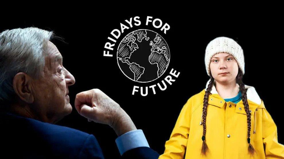 De gekochte opstand – dit zijn de financiers en profiteurs van de klimaathype