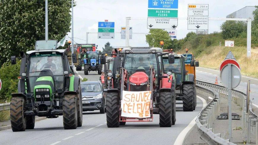 #boeren Het boerenterreur in Nederland