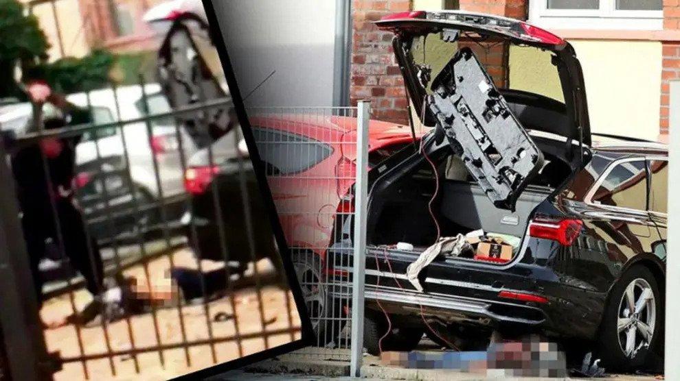 Limburg: Tunesiër onthoofdt vrouw met bijl – politie en media verhullen de oorsprong van de moordenaar
