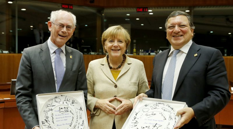 Nog een rondje op miljarden voor migranten en klimaat van moeder Merkel!