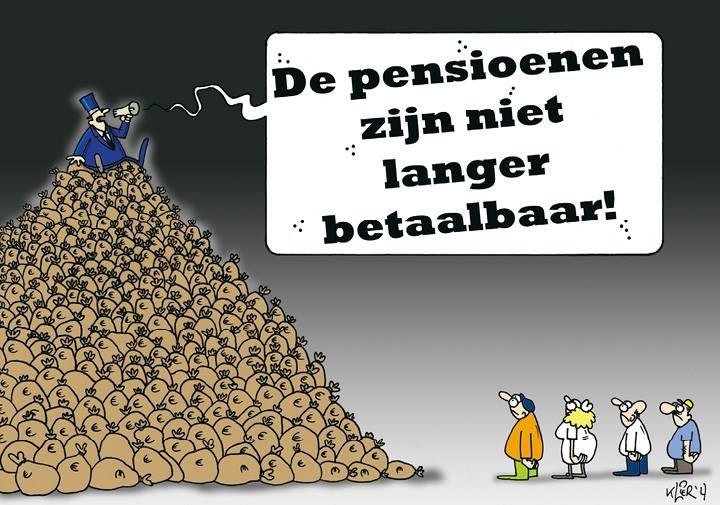 ECB jaagt op onze pensioen