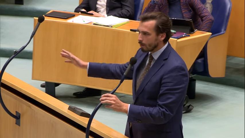 Kijk dan! Magistrale Thierry Baudet debatteert DENK-troll Öztürk finaal aan gort: 'Altijd maar die morele chantage!'