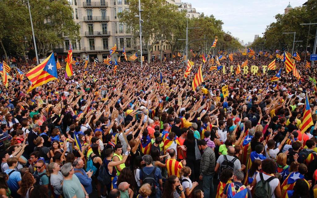 Over Koerden en Catalanen
