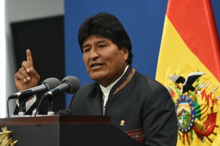 Bolivia in crisis