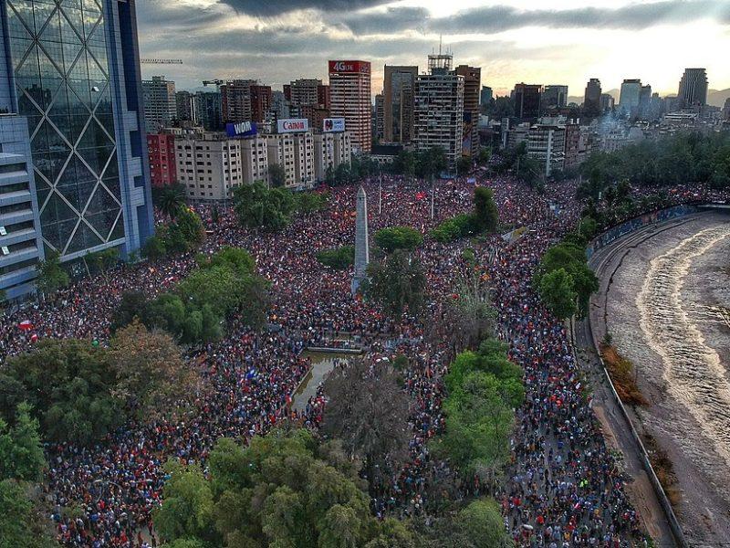 De Chileense lente (deel drie): hoe de Elite ons allemaal voor de gek hield