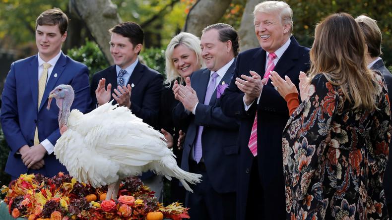 Thanksgiving als een verheerlijking van een genocide
