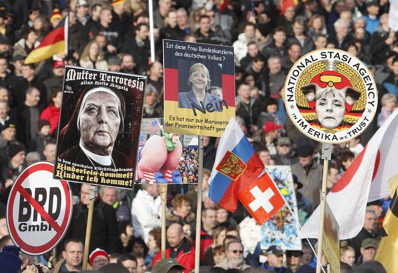 Dresden : Nazi-noodsituatie met vraagteken