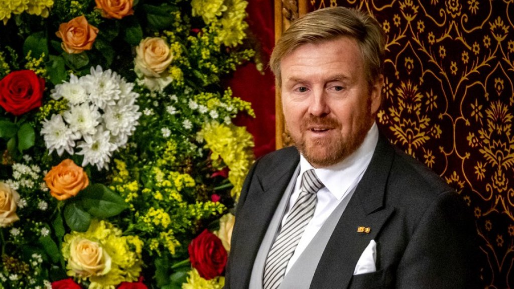 Het misselijk makende optreden van Koning Willem Alexander
