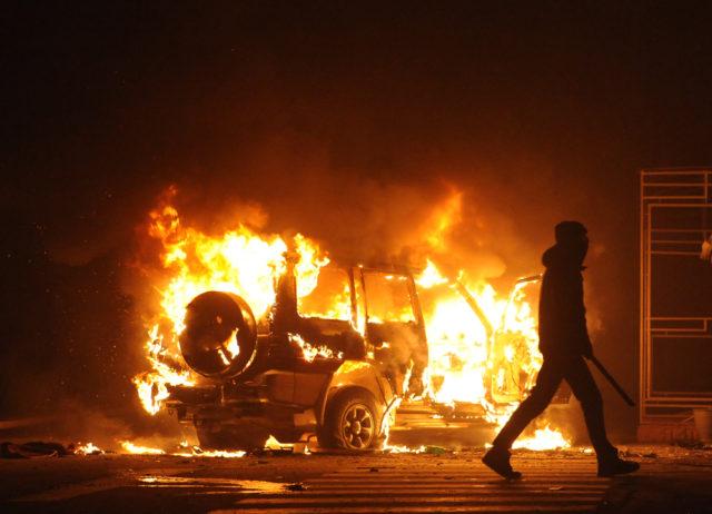 ANTIFA wordt steeds meer een terroristische organisatie