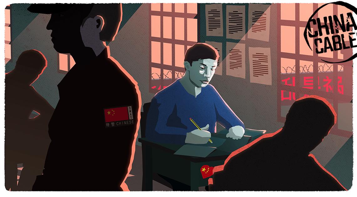Oeigoeren gevangen in China: Ze kunnen niet hopen op de islamitische wereld