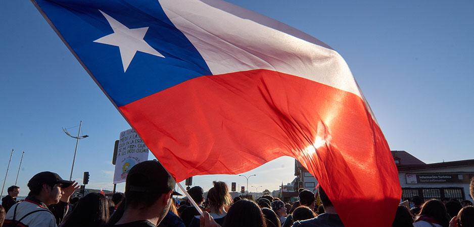 """Franck Gaudichaud: """"Kijk naar Chili om te begrijpen wat voor wereld ze voor ons in petto hebben"""""""