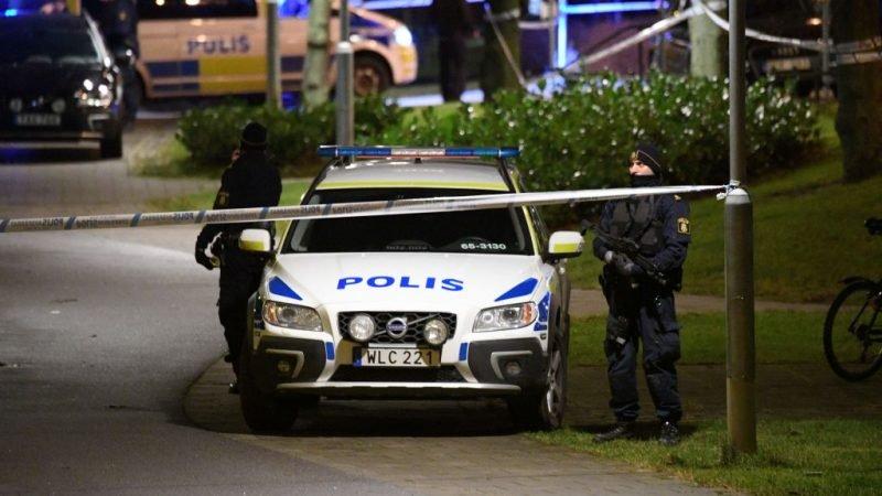 """De """"standaard"""" voor Zweden: schoten en schietpartijen met explosieven zijn bijna gemeengoed"""