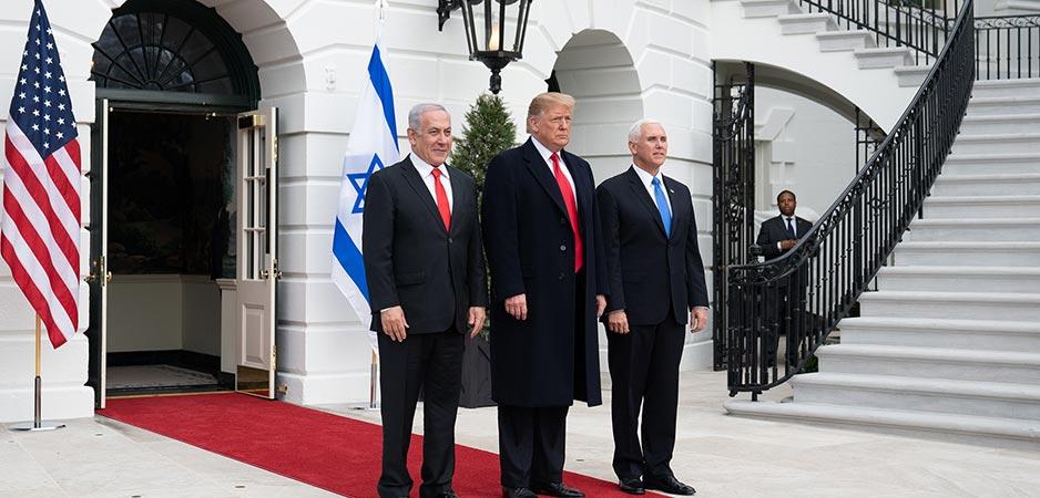 Amerikaanse standpunt over de wettigheid van Israëlische nederzettingen niet goed voor de vrede