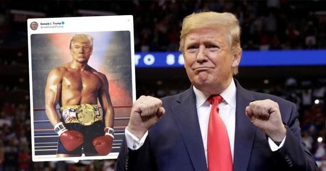 Willen Amerikanen een president die vecht?