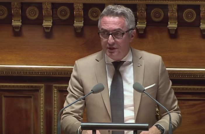 "National Rally MP: ""Franse bevolking wordt vervangen"""