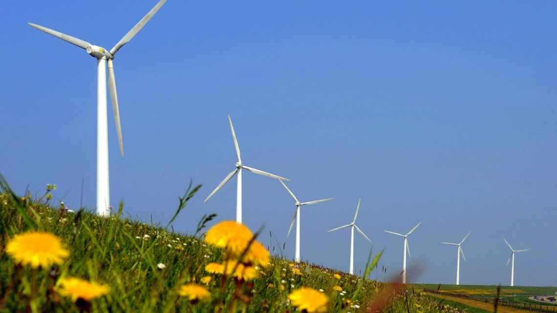 Lucratieve luchthandel: De reden echte voor steeds meer windmolens