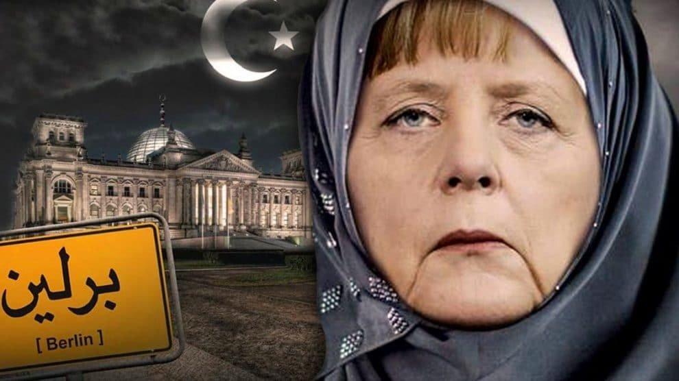 De islamisering van Duitsland vierde Duitse islamconferentie geopend