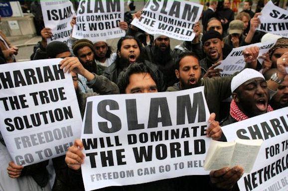 Ik wordt kotsmisselijk van religie en geweld