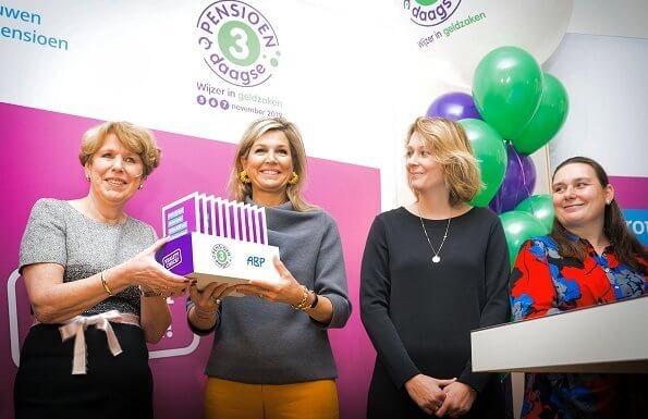 SCHIJNHEILIG: Beatrix en wijlen Lubbers doen pensioenroof van 16 miljard en nu opend Maxima de Pensioen3daagse