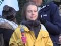 Greta Thunberg dreigt wereldleiders 'tegen de muur' te zetten als ze weigeren de klimaatverandering te bestrijden