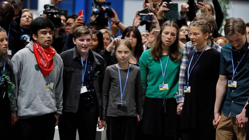 'Ik wil Greta Thunberg niet beschamen, maar …': Activist door de media 'anti-Greta' genoemd RIPS IN 'klimaatalarm'
