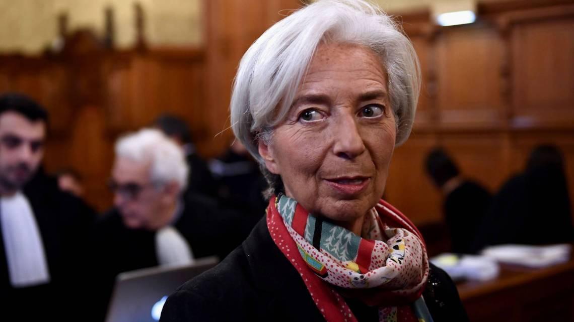 Christine Lagarde Nederlanders zijn rijk en kunnen meer betalen aan Europa