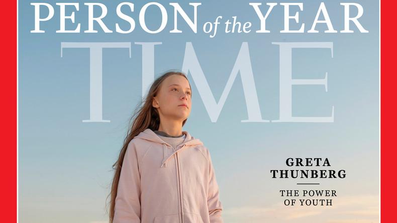 """Time"" benoemt Greta Thunberg tot persoon van het jaar"