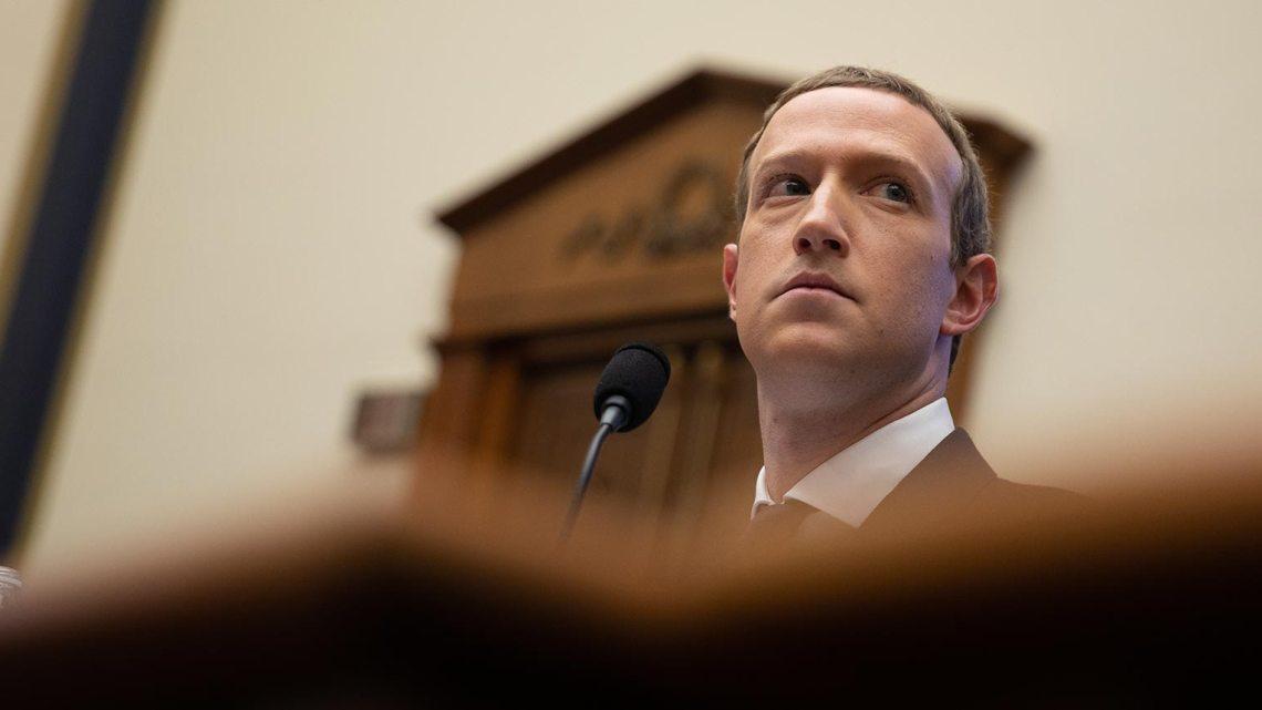 Mark Zuckerberg's filosofie: ik denk, daarom zwendel ik