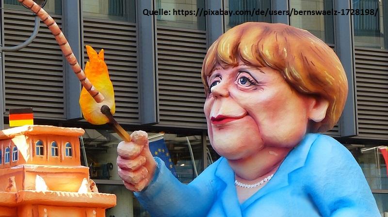 Angela Merkel: We zijn dringend op zoek naar mensen die naar Duitsland willen komen