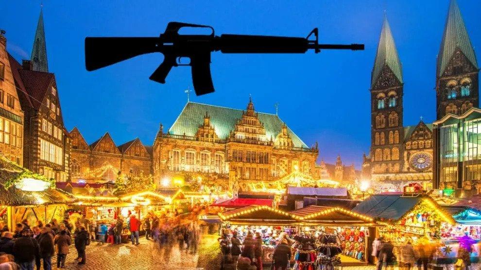 Nu is het hier – islamitische terreur neemt een hoge vlucht met Kerstmis