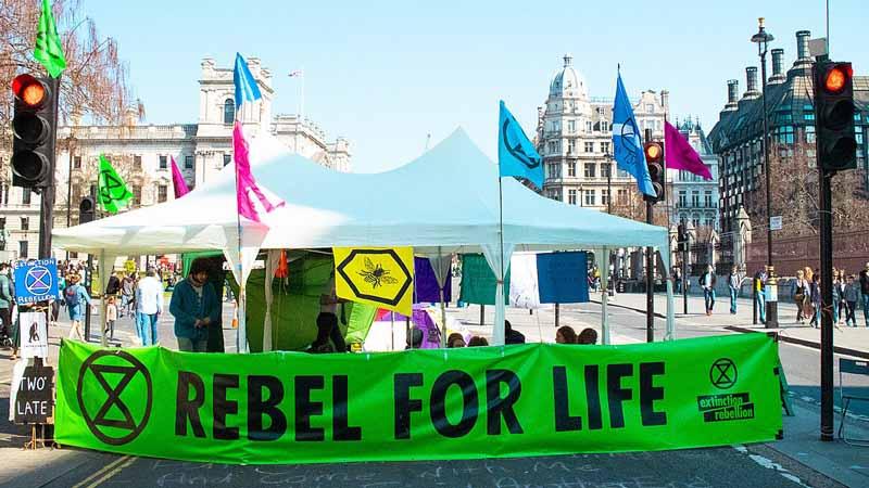 Thunberg, Extinction Rebellion… Een zeer burgerlijke groene revolutie