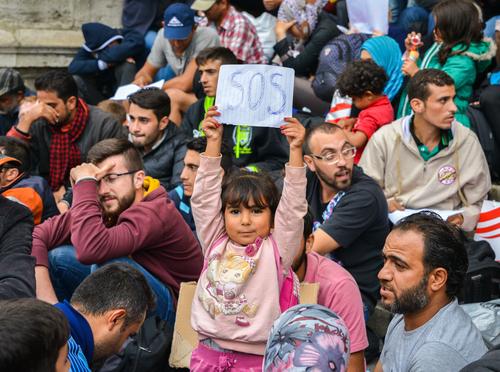 De vluchtelingencrisis is alleen betaalbaar met een dieselbelasting