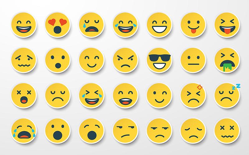 Zal de wereld binnenkort alleen communiceren met visuals en slogans om hun berichten en berichten over te brengen?