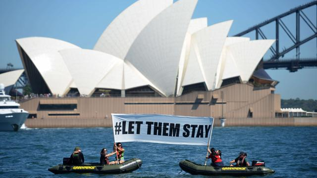 Australië maakt nep-horoscopen om Sri Lankaanse migranten af te schrikken