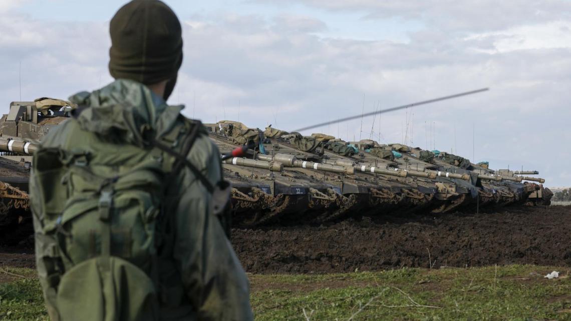 Na de dood van Soleimani wil Israël zich alleen beschermen tegen de storm