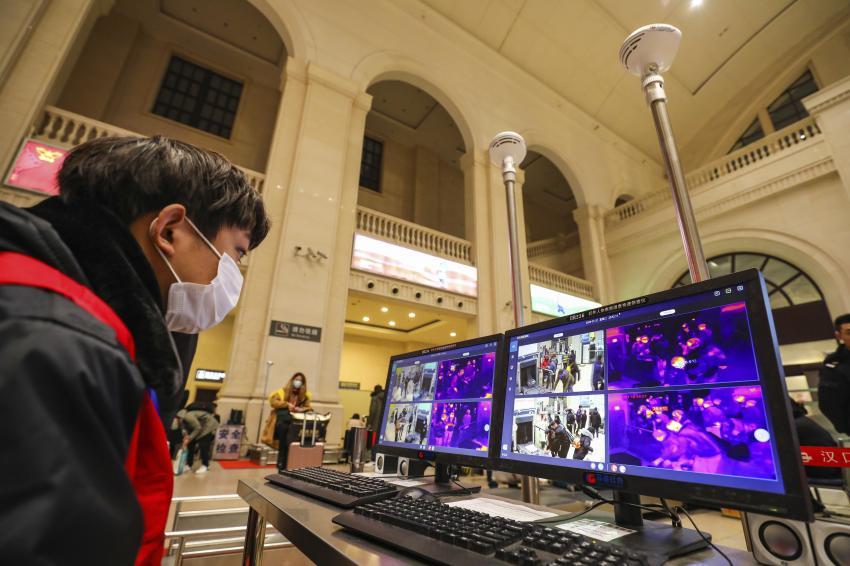 Gevallen van virale aandoeningen van de luchtwegen stijgen sterk in China
