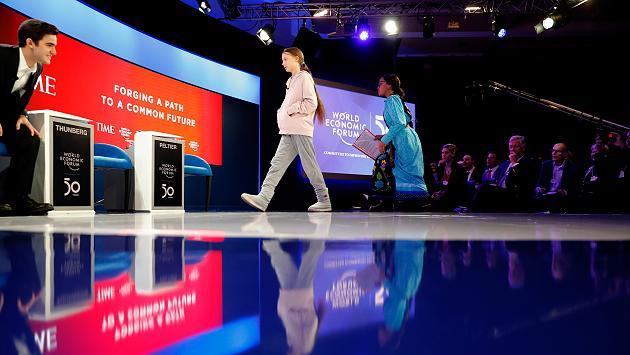 Greta Thunberg niet eens met het andere klimaatmeisje Neubauer