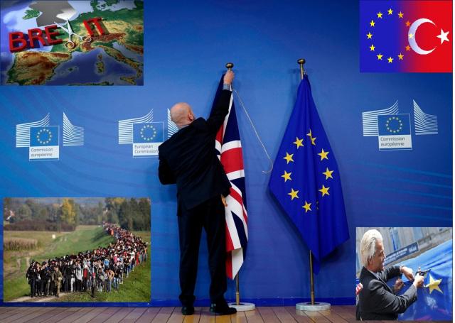 Nederland mag geen Molenbeek worden of provincie van de EUSSR