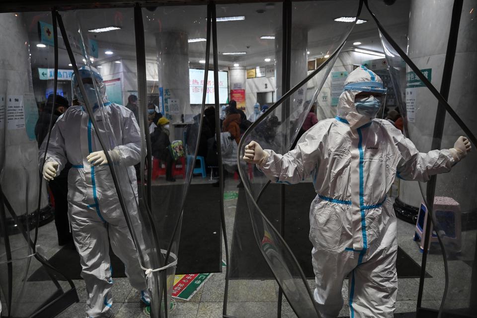 Coronavirus: Het aantal sterfgevallen in virussen in China stijgt tot 361, meer dan de SARS-tol op het vasteland