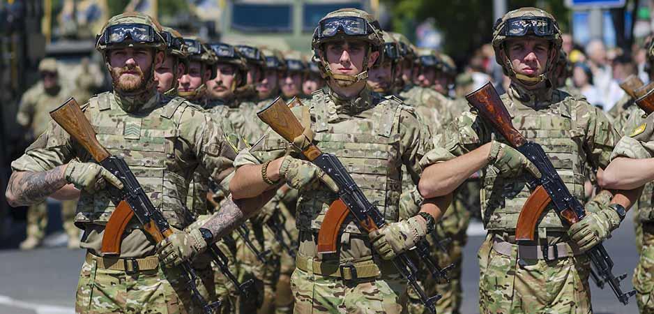 Buitenlandse jagers en de wereldwijde oorlog voor blanke suprematie