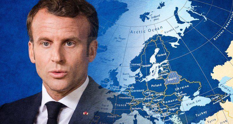 Frankrijk: Macron verklaart de oorlog tegen islamisering!